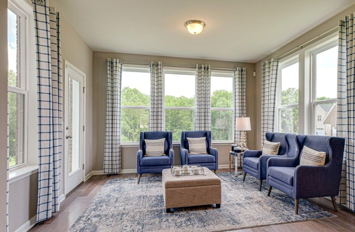 Living Area featured in the Ashford By Beazer Homes in Nashville, TN