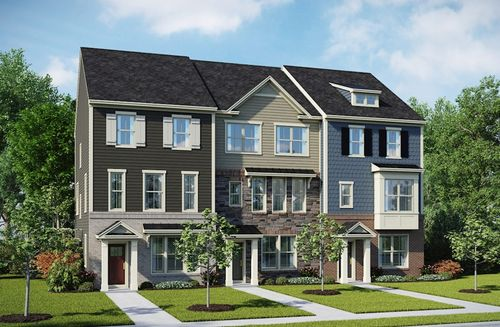 Parkside by Beazer Homes in Baltimore Maryland