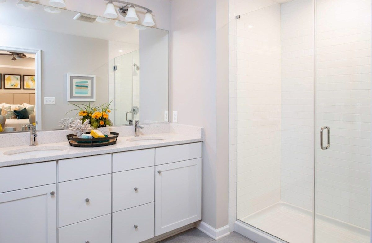 Bathroom featured in the Spencer II By Beazer Homes in Sussex, DE