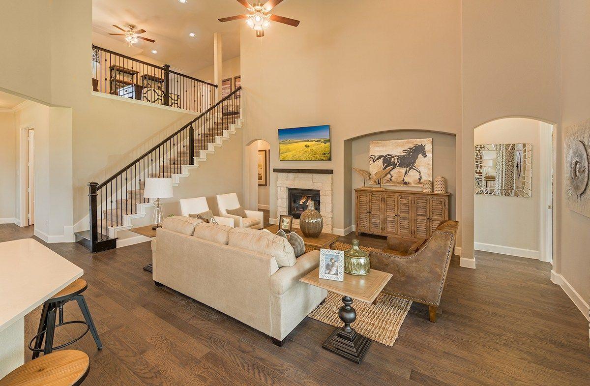 'Stoney Creek' by Beazer Homes - Dallas in Dallas