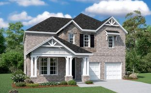 Herrington by Beazer Homes in Nashville Tennessee