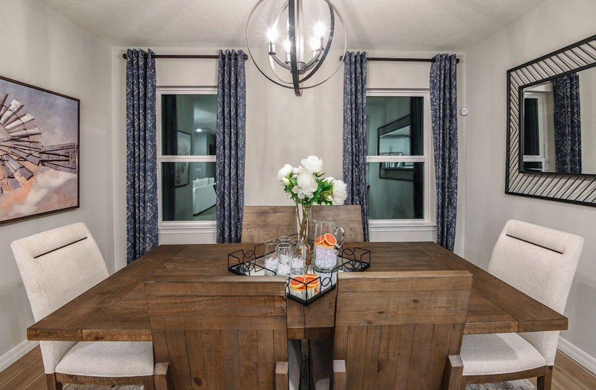 Kitchen featured in the Somerset By Beazer Homes in Orlando, FL