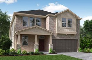 Alder - Marisol - Premier Collection: Katy, Texas - Beazer Homes