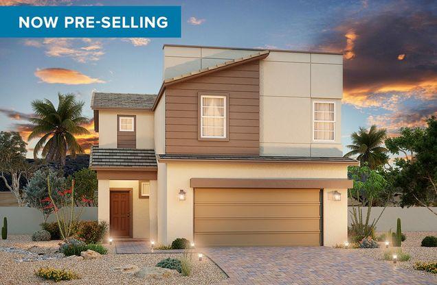 Rancho Crossing,Las Vegas Now Pre-Selling