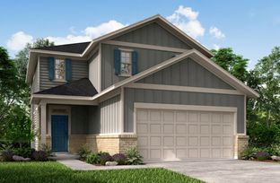 Walker - Marisol - Founders Collection: Katy, Texas - Beazer Homes