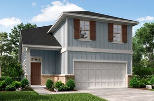 Wallace - Marisol - Founders Collection: Katy, Texas - Beazer Homes