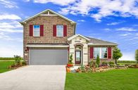 Bluewater Lakes - Landmark Collection by Beazer Homes in Houston Texas