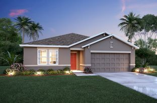 Voyager - The Reserve at Pradera - The Palms: Riverview, Florida - Beazer Homes
