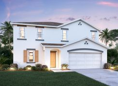 Triumph - The Reserve at Pradera - The Palms: Riverview, Florida - Beazer Homes