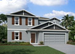 Pursuit - The Reserve at Pradera - The Palms: Riverview, Florida - Beazer Homes