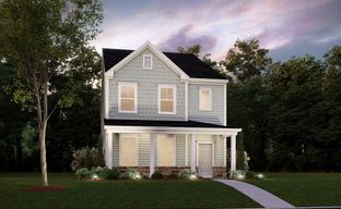 The Marshes at Cooper River by Beazer Homes in Charleston South Carolina