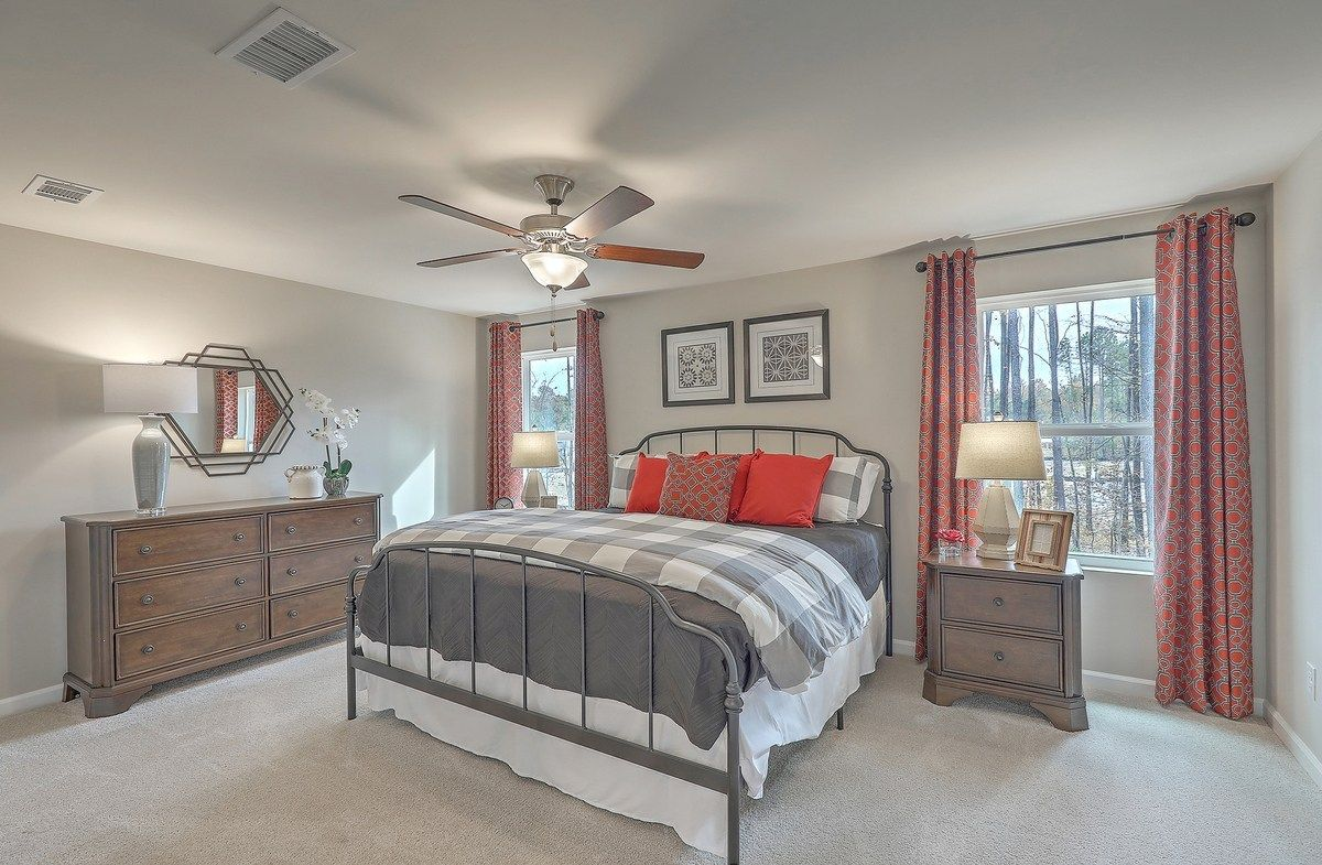 Bedroom featured in the Brookwood By Beazer Homes in Savannah, GA