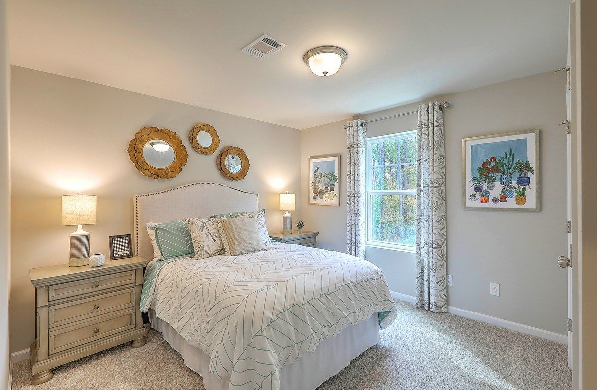 Bedroom featured in the Pineview By Beazer Homes in Savannah, GA