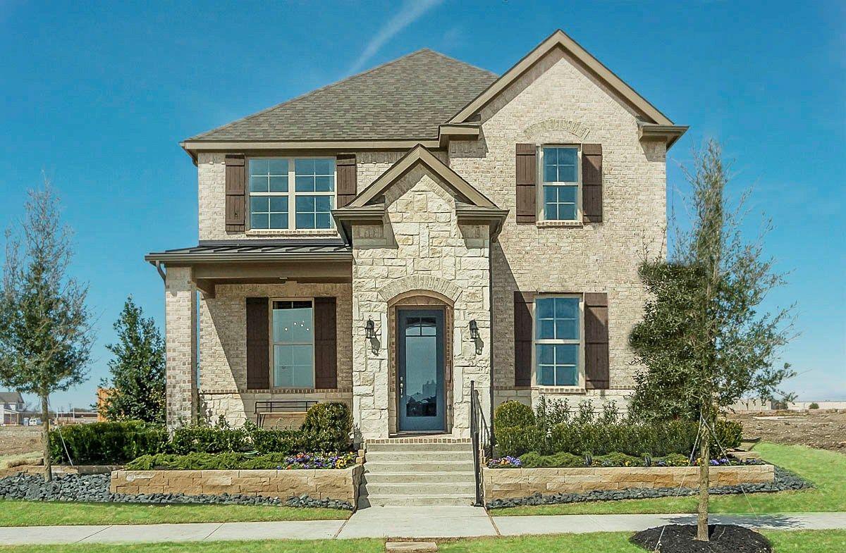 'Mercer Crossing Windermere' by Beazer Homes - Dallas in Dallas