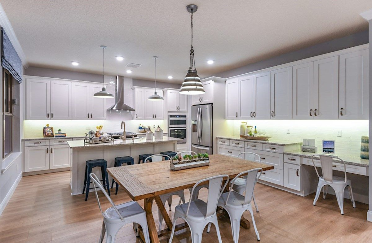 Kitchen featured in the Luciana By Beazer Homes in Orlando, FL