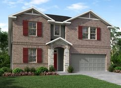 Rainier - Southwinds: Baytown, Texas - Beazer Homes
