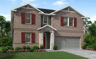 Southwinds by Beazer Homes in Houston Texas