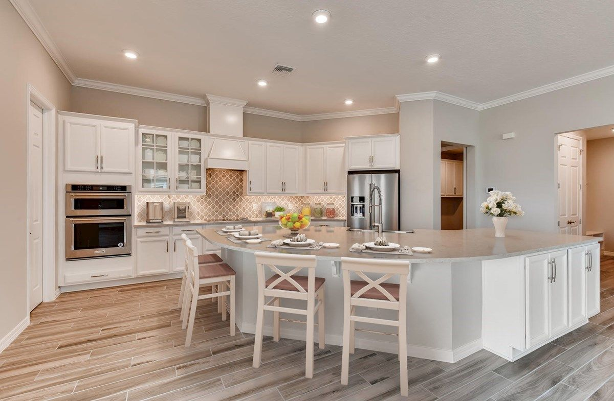 Kitchen featured in the Reef By Beazer Homes in Tampa-St. Petersburg, FL