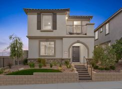Bayview - Ravenna at Skye Canyon: Las Vegas, Nevada - Beazer Homes
