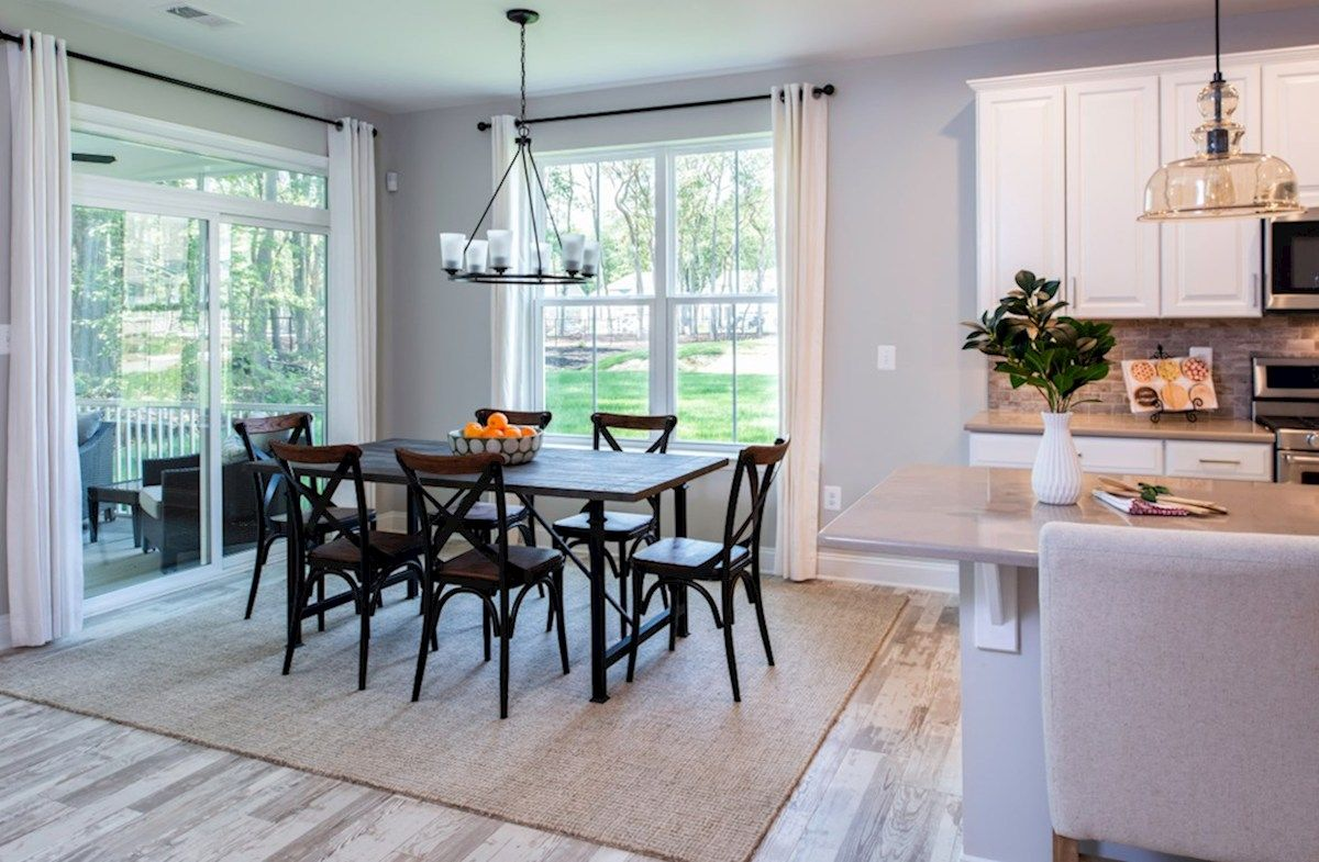 Kitchen featured in the Newport By Beazer Homes in Sussex, DE