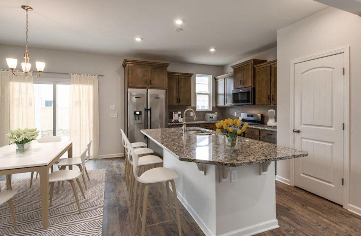 Kitchen featured in the Harper By Beazer Homes in Nashville, TN