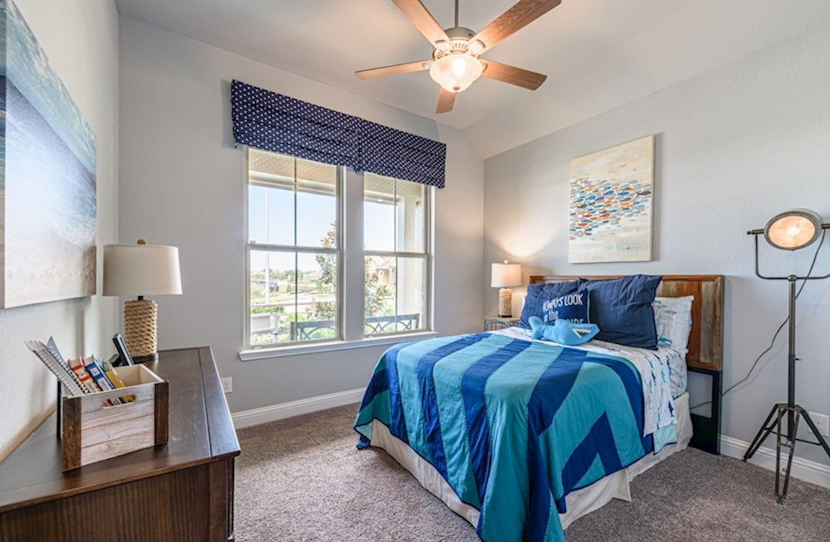 Bedroom featured in the Cameron By Beazer Homes in Houston, TX
