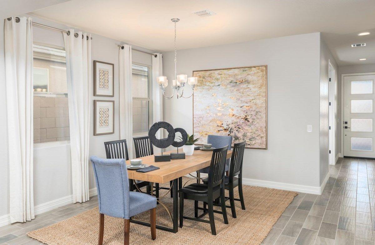 Living Area featured in the Abilene By Beazer Homes in Phoenix-Mesa, AZ