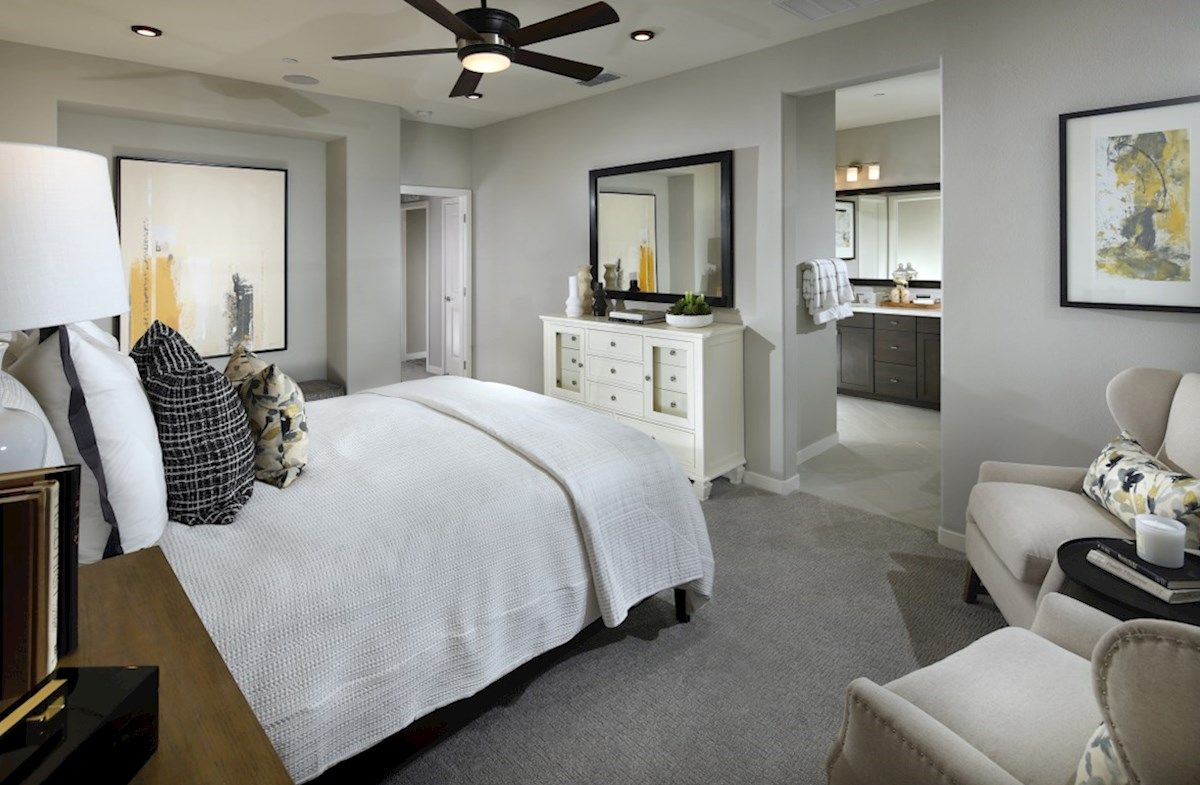 Bedroom featured in the Plan 3 By Beazer Homes in Sacramento, CA