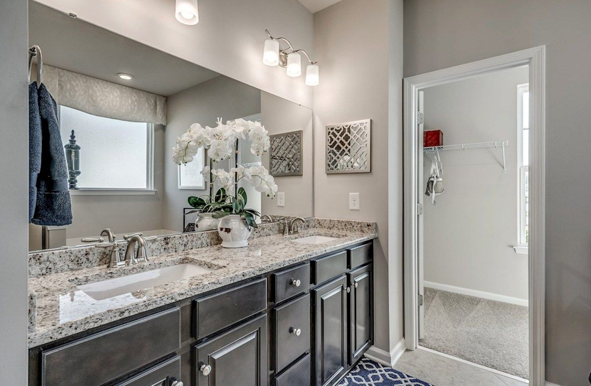 Bathroom featured in the Millbrook By Beazer Homes in Myrtle Beach, SC