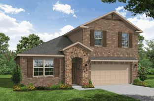 Berkshire - Wildcat Ranch: Crandall, Texas - Beazer Homes