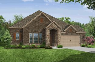 Blakely - Prairie Ridge: Midlothian, Texas - Beazer Homes