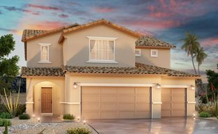Solaris at Indian Springs by Beazer Homes in Las Vegas Nevada