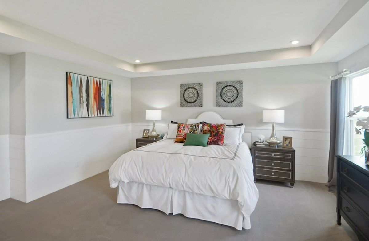 Bedroom featured in the Liberty By Beazer Homes in Indianapolis, IN