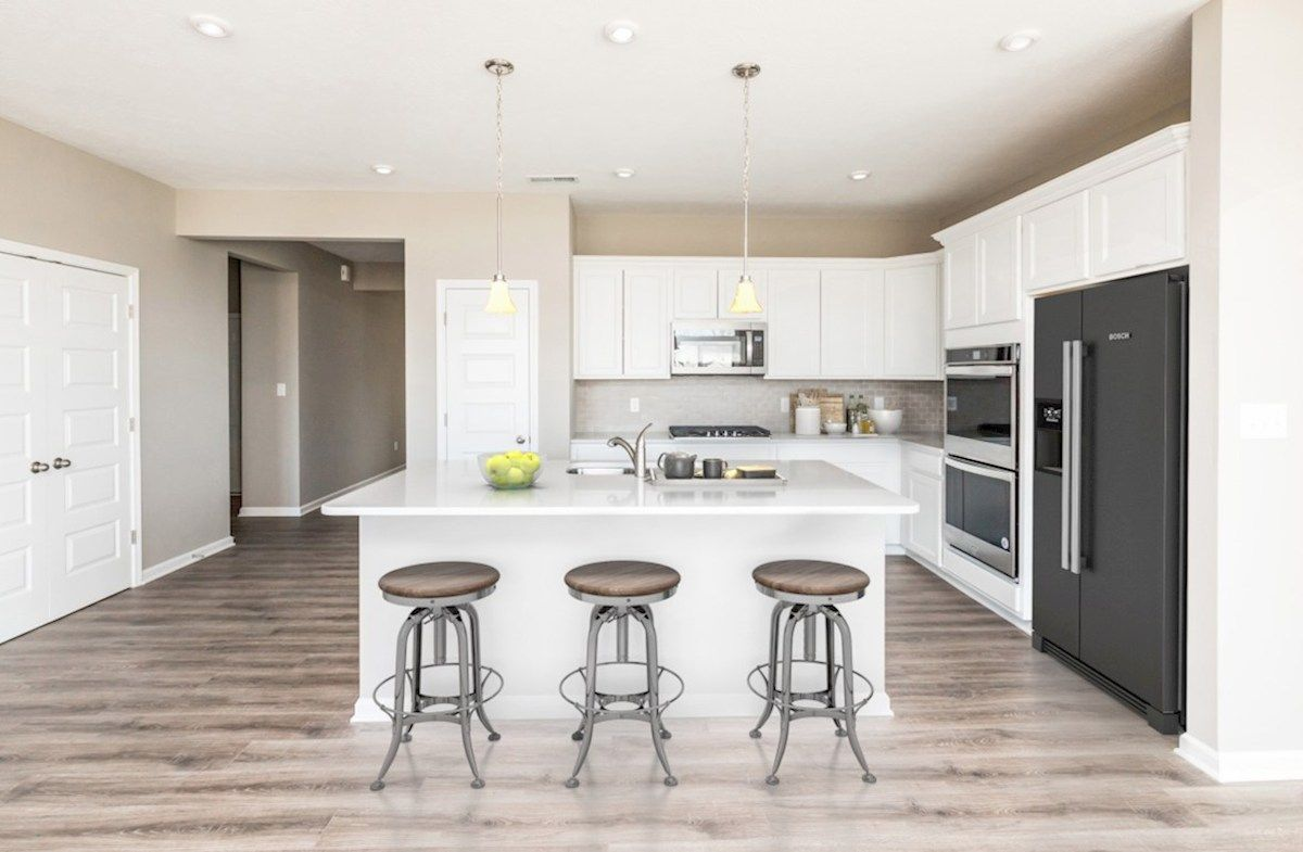 Kitchen featured in the Hoover By Beazer Homes in Indianapolis, IN