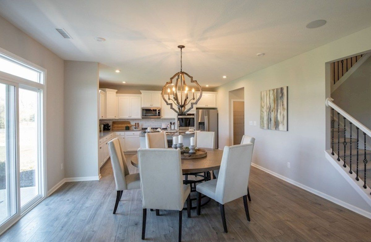 Living Area featured in the Liberty By Beazer Homes in Indianapolis, IN