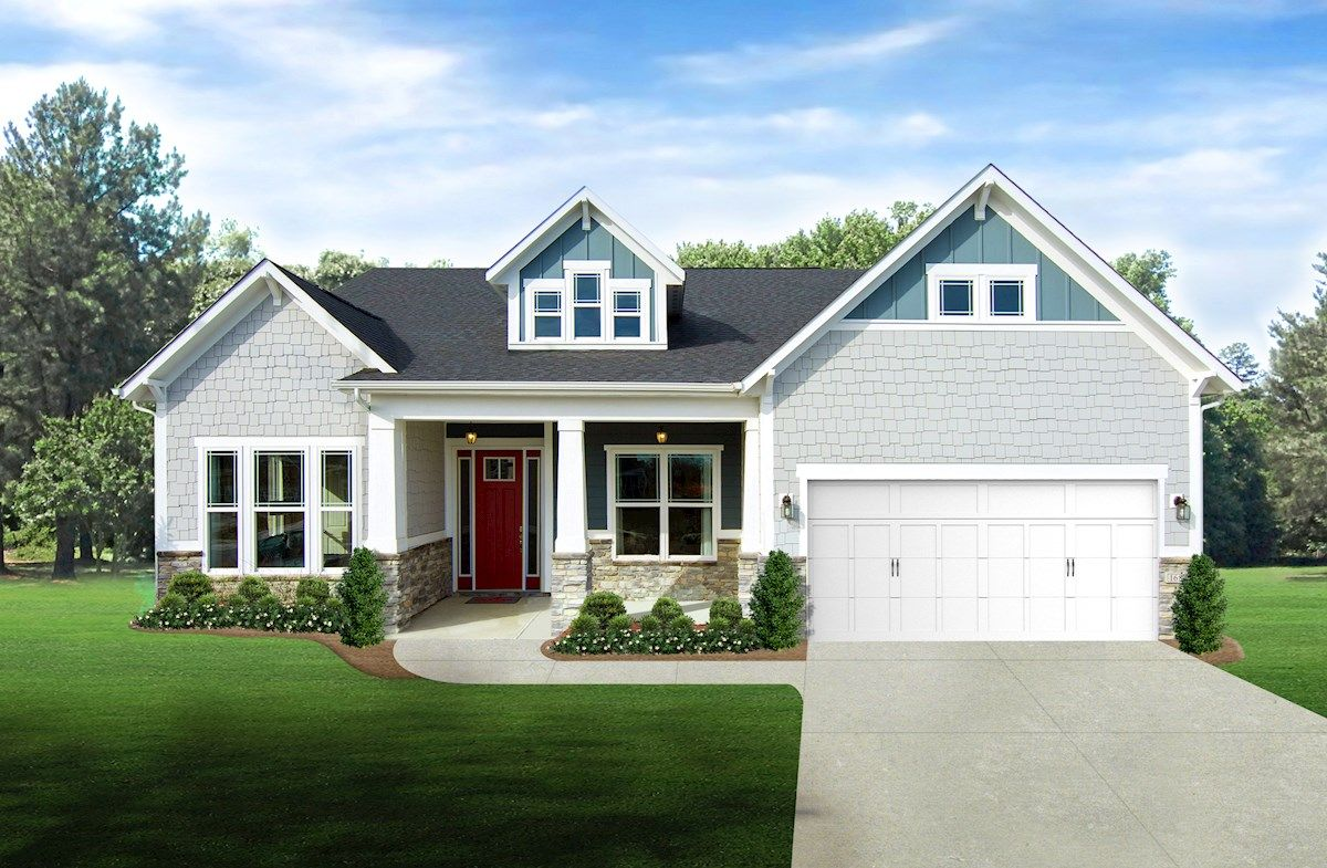 'Bordeaux Walk' by Beazer Homes - Indianapolis in Indianapolis