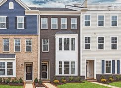 Potomac - Townhomes at Potomac Shores: Dumfries, District Of Columbia - Beazer Homes