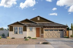 Irwin - Harvest  - Vidalia: Queen Creek, Arizona - Beazer Homes