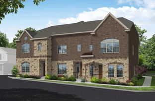 Carmel - Villas of Prestonwood: Carrollton, Texas - Beazer Homes