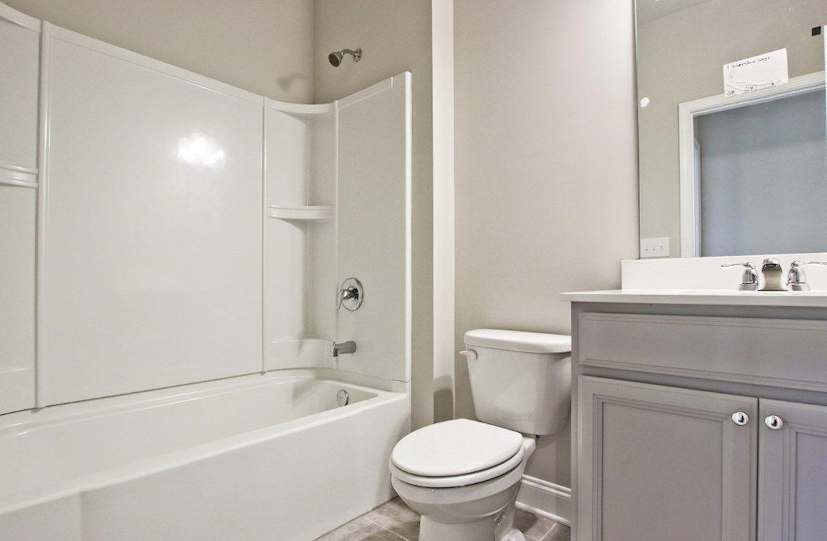 Bathroom featured in the Walker By Beazer Homes in Atlanta, GA
