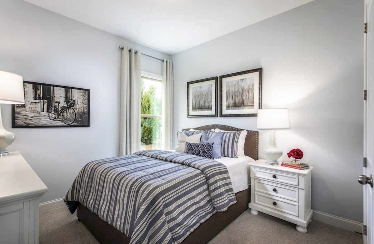 Bedroom featured in the Palisades By Beazer Homes in Atlanta, GA