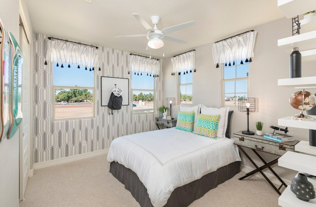 Bedroom featured in the Thompson By Beazer Homes in Phoenix-Mesa, AZ