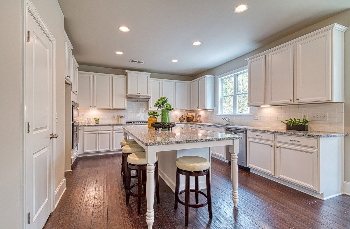 Kitchen featured in the Windsor By Beazer Homes in Atlanta, GA