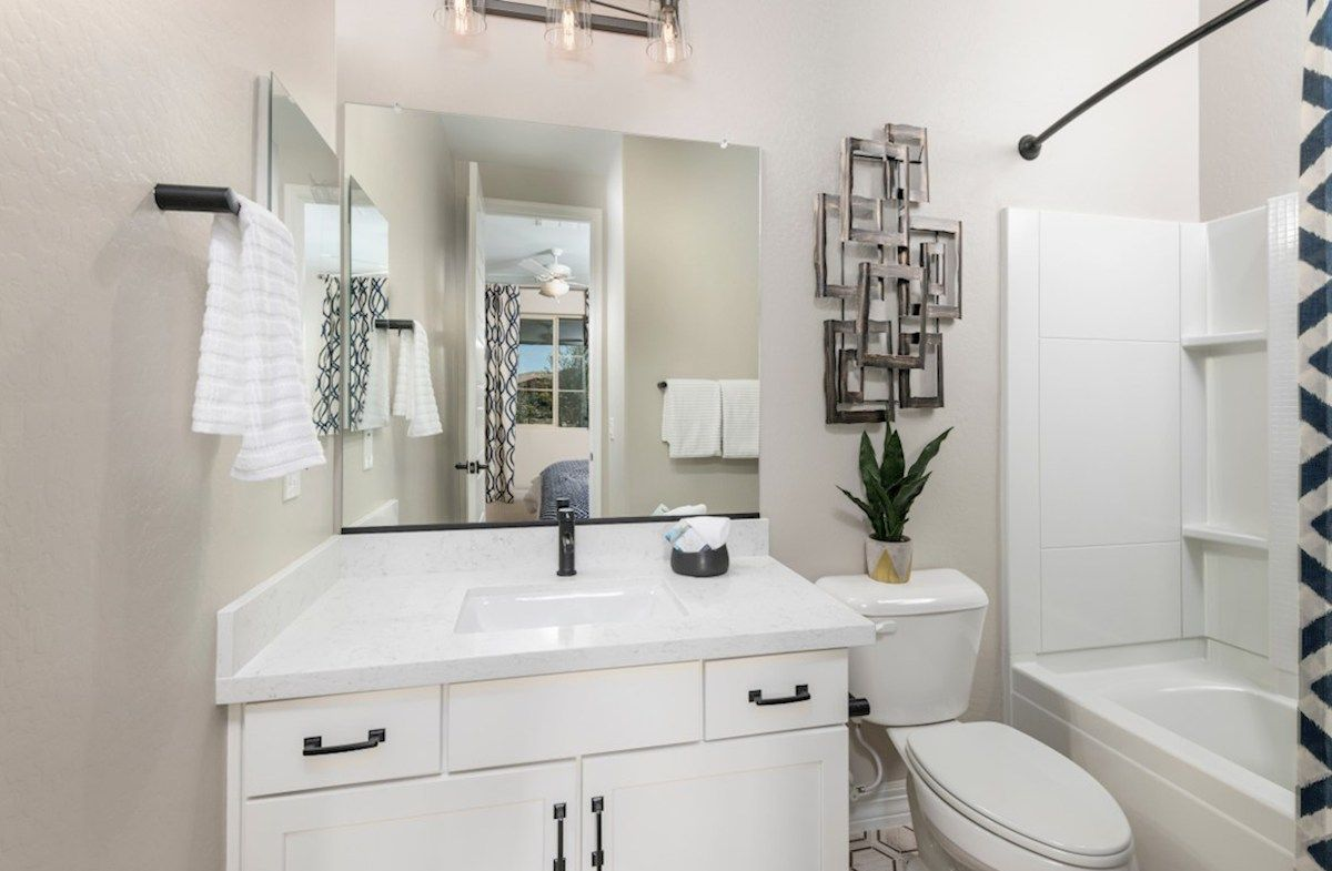 Bathroom featured in the Remerton By Beazer Homes in Phoenix-Mesa, AZ