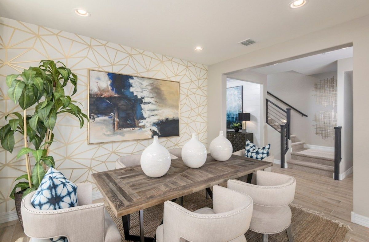 Living Area featured in the Remerton By Beazer Homes in Phoenix-Mesa, AZ