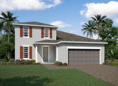 Newbury II - Park View at the Hills - Grove Series: Minneola, Florida - Beazer Homes