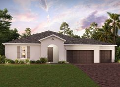 Radcliff - Park View at the Hills - Orchard Series: Minneola, Florida - Beazer Homes