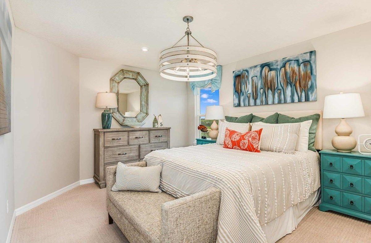 Bedroom featured in the Newbury II By Beazer Homes in Orlando, FL