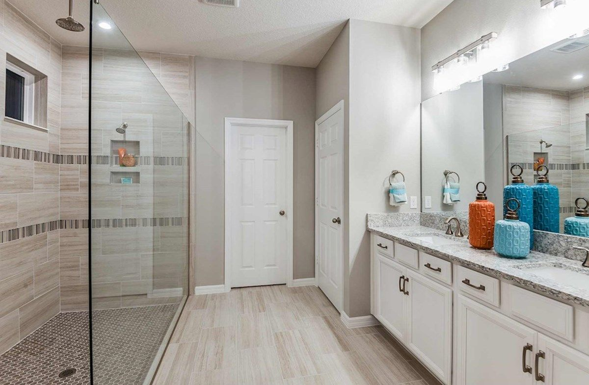 Bathroom featured in the Newbury II By Beazer Homes in Orlando, FL