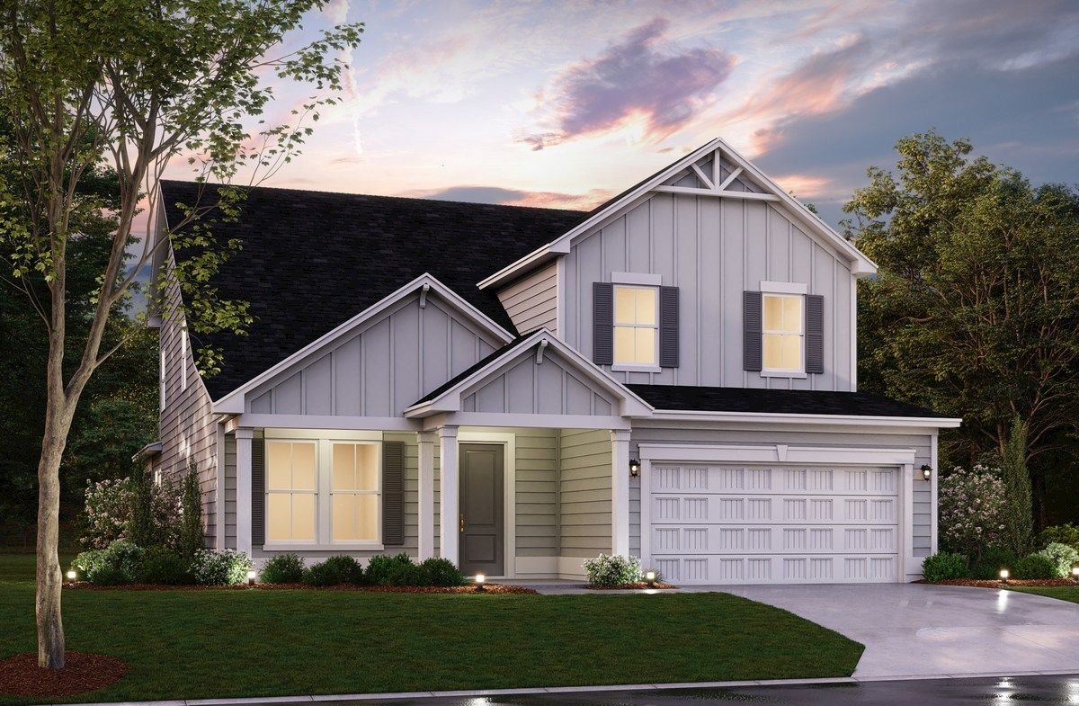 Exterior featured in the Sweetgum By Beazer Homes in Charleston, SC